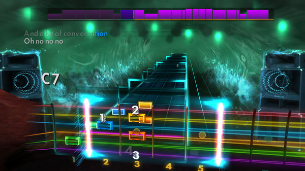 "Скриншот №2 к Rocksmith® 2014 Edition – Remastered – The Monkees - ""Last Train to Clarksville"""