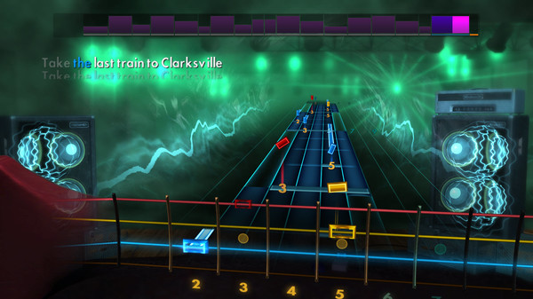 "Скриншот №4 к Rocksmith® 2014 Edition – Remastered – The Monkees - ""Last Train to Clarksville"""
