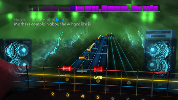 "Скриншот №4 к Rocksmith® 2014 Edition – Remastered – The Monkees - ""Pleasant Valley Sunday"""