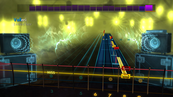 "Скриншот №1 к Rocksmith® 2014 Edition – Remastered – The Monkees - ""Valleri"""