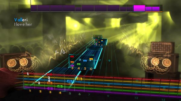 "Скриншот №4 к Rocksmith® 2014 Edition – Remastered – The Monkees - ""Valleri"""