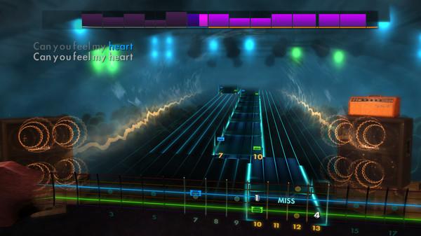 "Скриншот №5 к Rocksmith® 2014 Edition – Remastered – Bring Me the Horizon - ""Can You Feel My Heart"""