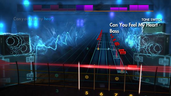 "Скриншот №1 к Rocksmith® 2014 Edition – Remastered – Bring Me the Horizon - ""Can You Feel My Heart"""
