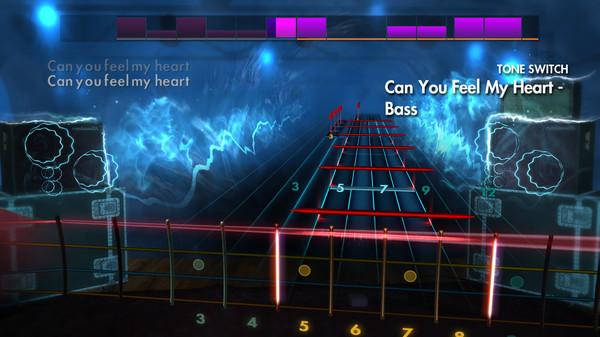 "Скриншот №2 к Rocksmith® 2014 Edition – Remastered – Bring Me the Horizon - ""Can You Feel My Heart"""