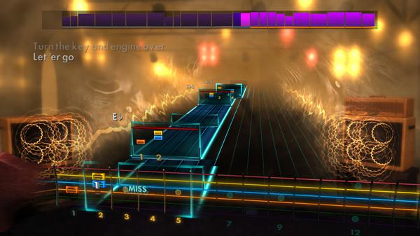 """Скриншот №3 к Rocksmith® 2014 Edition – Remastered - The Gaslight Anthem - """"45"""""""