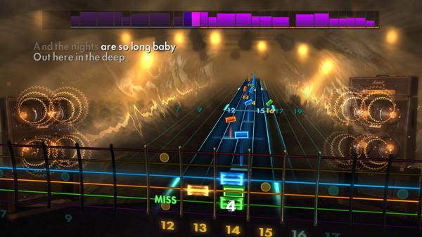 """Скриншот №4 к Rocksmith® 2014 Edition – Remastered - The Gaslight Anthem - """"45"""""""