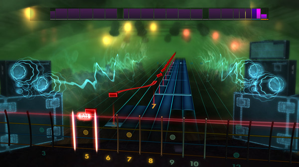 """Скриншот №1 к Rocksmith® 2014 Edition – Remastered - The Gaslight Anthem - """"45"""""""