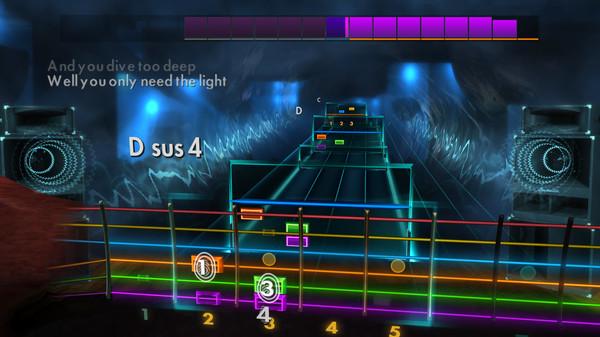 "Скриншот №4 к Rocksmith® 2014 Edition – Remastered – Passenger - ""Let Her Go"""