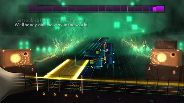 Скриншот №4 к Rocksmith® 2014 Edition – Remastered – Muddy Waters Song Pack