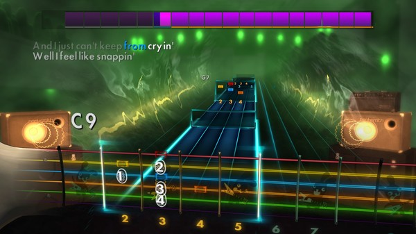 """Скриншот №3 к Rocksmith® 2014 Edition – Remastered – Muddy Waters - """"I Cant Be Satisfied"""""""