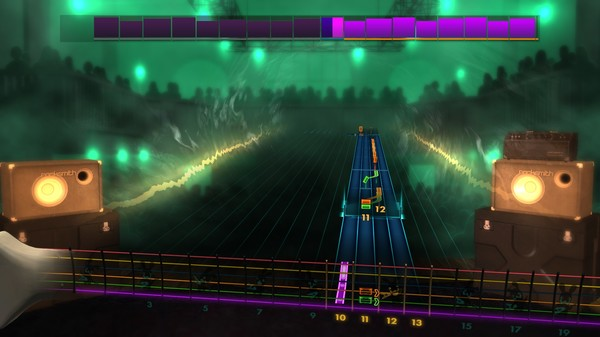 """Скриншот №2 к Rocksmith® 2014 Edition – Remastered – Muddy Waters - """"I Cant Be Satisfied"""""""