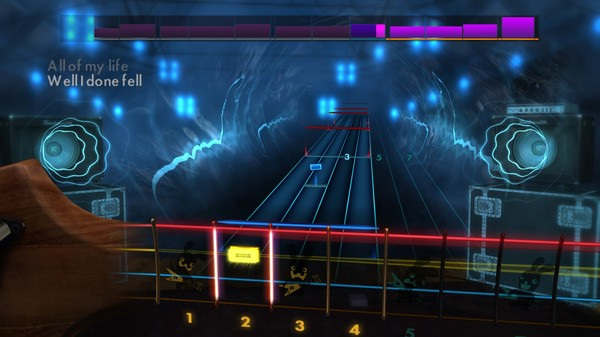 "Скриншот №4 к Rocksmith® 2014 Edition – Remastered – Muddy Waters - ""Still A Fool"""