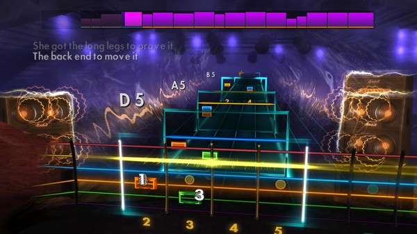 Скриншот №1 к Rocksmith® 2014 Edition – Remastered – Airbourne Song Pack