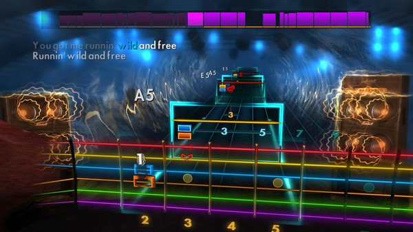 Скриншот №2 к Rocksmith® 2014 Edition – Remastered – Airbourne Song Pack