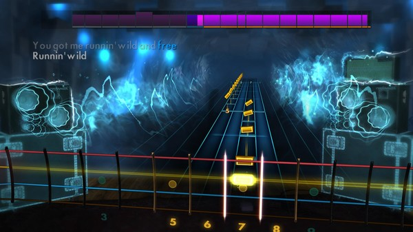 "Скриншот №3 к Rocksmith® 2014 Edition – Remastered – Airbourne - ""Runnin Wild"""