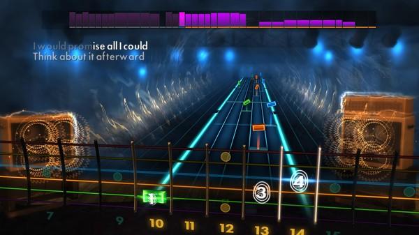 "Скриншот №5 к Rocksmith® 2014 Edition – Remastered – Bombay Bicycle Club - ""Your Eyes"""