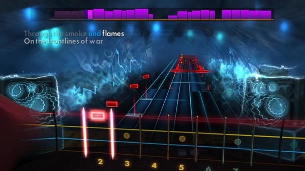 """Скриншот №4 к Rocksmith® 2014 Edition – Remastered – Escape The Fate - """"This War Is Ours The Guillotine II"""""""