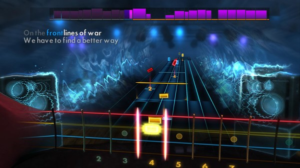 """Скриншот №1 к Rocksmith® 2014 Edition – Remastered – Escape The Fate - """"This War Is Ours The Guillotine II"""""""