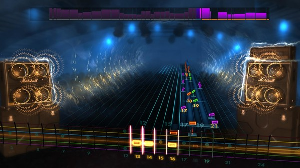 """Скриншот №5 к Rocksmith® 2014 Edition – Remastered – Escape The Fate - """"This War Is Ours The Guillotine II"""""""