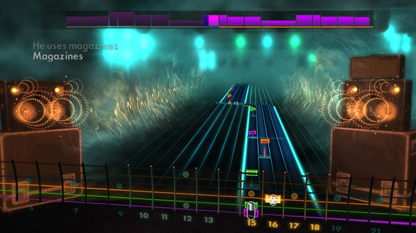 "Скриншот №5 к Rocksmith® 2014 Edition – Remastered – The Flaming Lips - ""She Dont Use Jelly"""