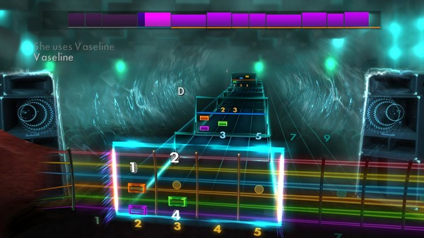 "Скриншот №1 к Rocksmith® 2014 Edition – Remastered – The Flaming Lips - ""She Dont Use Jelly"""