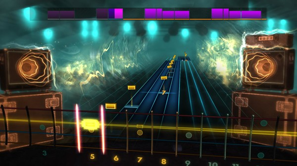 "Скриншот №3 к Rocksmith® 2014 Edition – Remastered – The Flaming Lips - ""She Dont Use Jelly"""