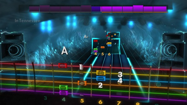 """Скриншот №3 к Rocksmith® 2014 Edition – Remastered – George Strait - """"All My Exs Live in Texas"""""""