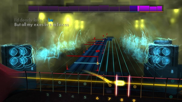 """Скриншот №5 к Rocksmith® 2014 Edition – Remastered – George Strait - """"All My Exs Live in Texas"""""""