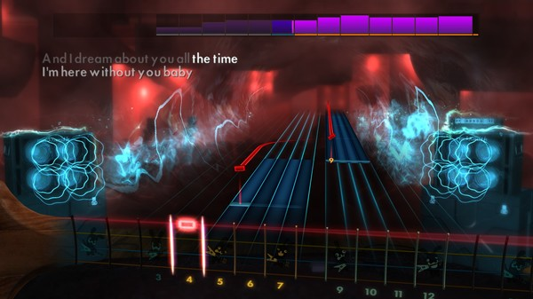 Скриншот №1 к Rocksmith® 2014 Edition – Remastered – 3 Doors Down Song Pack II