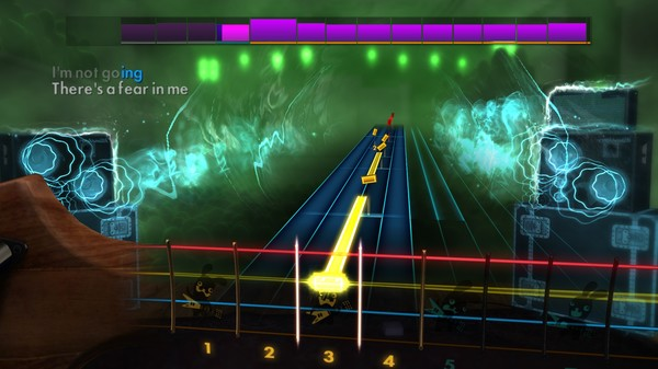 """Скриншот №1 к Rocksmith® 2014 Edition – Remastered – 3 Doors Down - """"Its Not My Time"""""""
