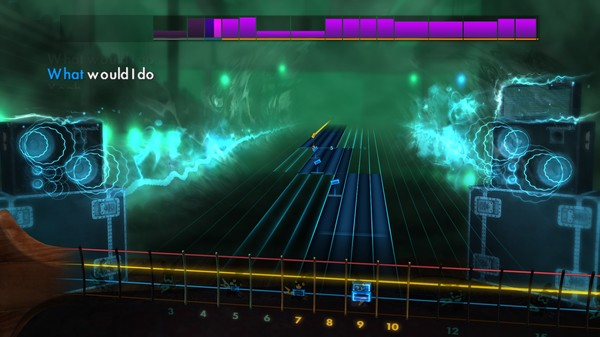 "Скриншот №1 к Rocksmith® 2014 Edition – Remastered – 3 Doors Down - ""Be Like That"""