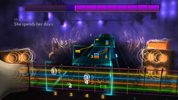"Скриншот №2 к Rocksmith® 2014 Edition – Remastered – 3 Doors Down - ""Be Like That"""