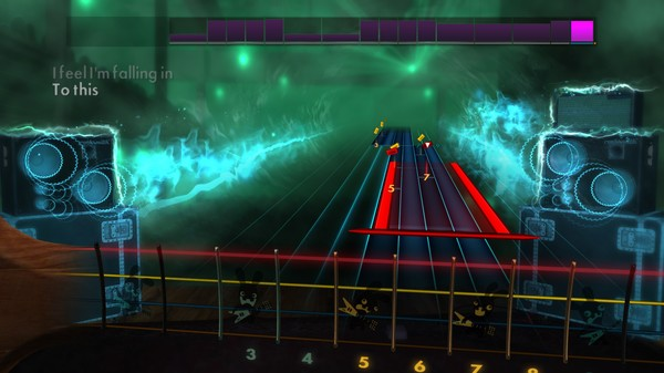 "Скриншот №3 к Rocksmith® 2014 Edition – Remastered – 3 Doors Down - ""Be Like That"""