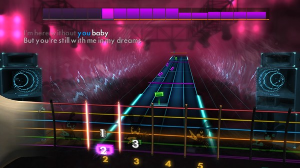 """Скриншот №2 к Rocksmith® 2014 Edition – Remastered – 3 Doors Down - """"Here Without You"""""""