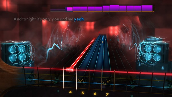 """Скриншот №3 к Rocksmith® 2014 Edition – Remastered – 3 Doors Down - """"Here Without You"""""""