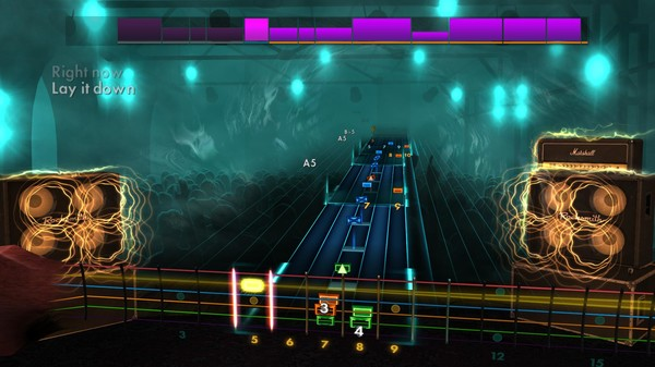 Скриншот №1 к Rocksmith® 2014 Edition – Remastered – 80s Mix Song Pack IV