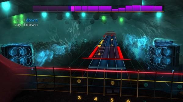 "Скриншот №4 к Rocksmith® 2014 Edition – Remastered – Ratt - ""Lay It Down"""