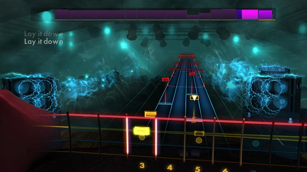 "Скриншот №3 к Rocksmith® 2014 Edition – Remastered – Ratt - ""Lay It Down"""