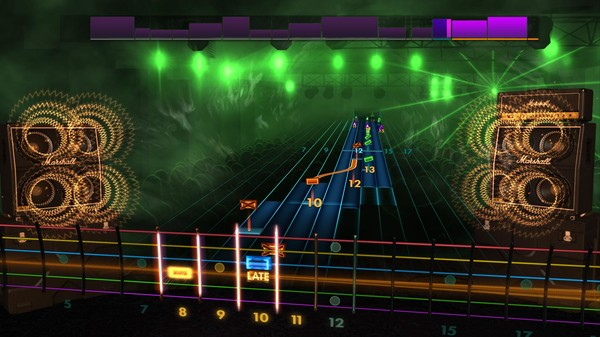 "Скриншот №1 к Rocksmith® 2014 Edition – Remastered – Ratt - ""Lay It Down"""