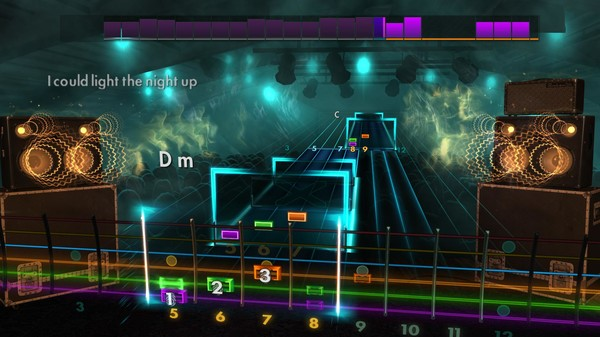 "Скриншот №2 к Rocksmith® 2014 Edition – Remastered – Steve Winwood - ""Higher Love"""