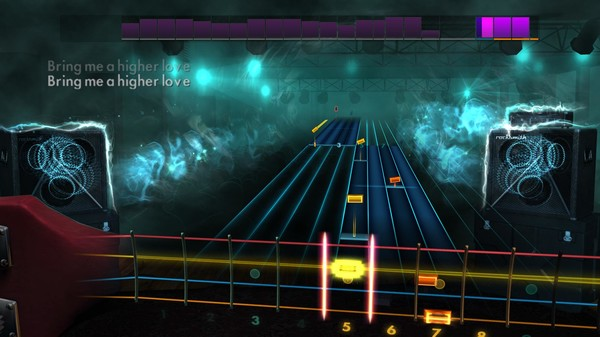 "Скриншот №1 к Rocksmith® 2014 Edition – Remastered – Steve Winwood - ""Higher Love"""