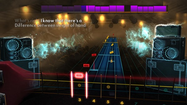 "Скриншот №1 к Rocksmith® 2014 Edition – Remastered – Thrice - ""The Artist in the Ambulance"""