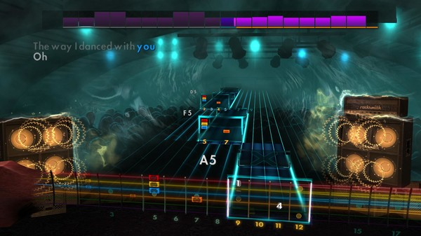 Скриншот №3 к Rocksmith® 2014 Edition – Remastered – Rockin Covers Song Pack