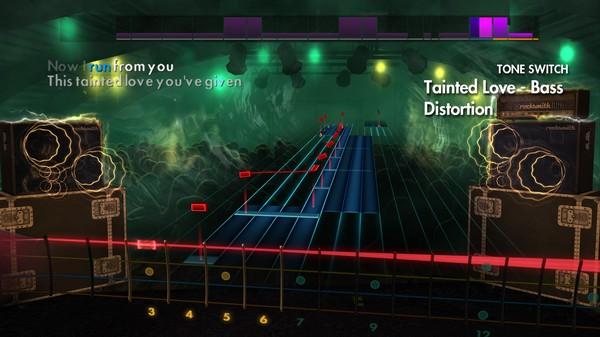 "Скриншот №4 к Rocksmith® 2014 Edition – Remastered – Marilyn Manson - ""Tainted Love"""