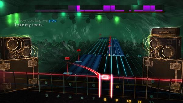"Скриншот №3 к Rocksmith® 2014 Edition – Remastered – Marilyn Manson - ""Tainted Love"""