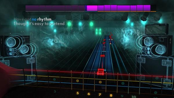 "Скриншот №1 к Rocksmith® 2014 Edition – Remastered – Seether - ""Careless Whisper"""