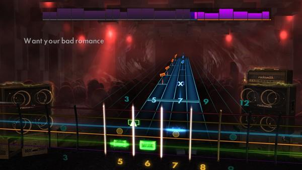 """Скриншот №1 к Rocksmith® 2014 Edition – Remastered – Halestorm - """"Bad Romance"""""""