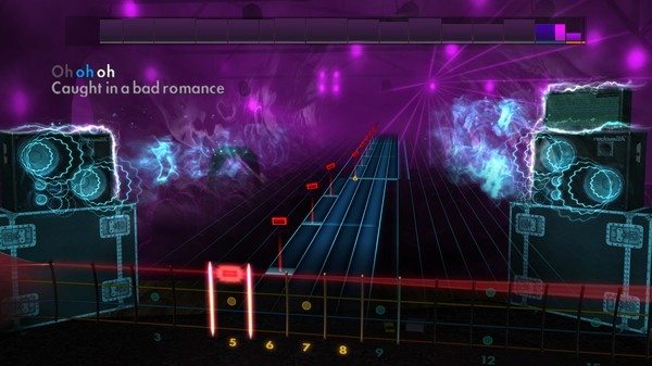 """Скриншот №5 к Rocksmith® 2014 Edition – Remastered – Halestorm - """"Bad Romance"""""""