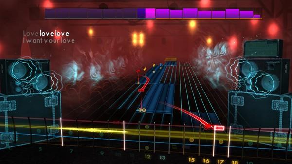 """Скриншот №4 к Rocksmith® 2014 Edition – Remastered – Halestorm - """"Bad Romance"""""""