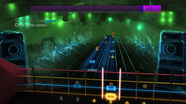 Скриншот №3 к Rocksmith® 2014 Edition – Remastered – Four Tops Song Pack